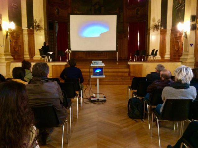 «14th Narration» presented by What's Up Photo Doc / Journée spéciale de la Photographie Documentaire (table ronde, projection, exposition ) / Mairie du IVè , Paris, 2017.