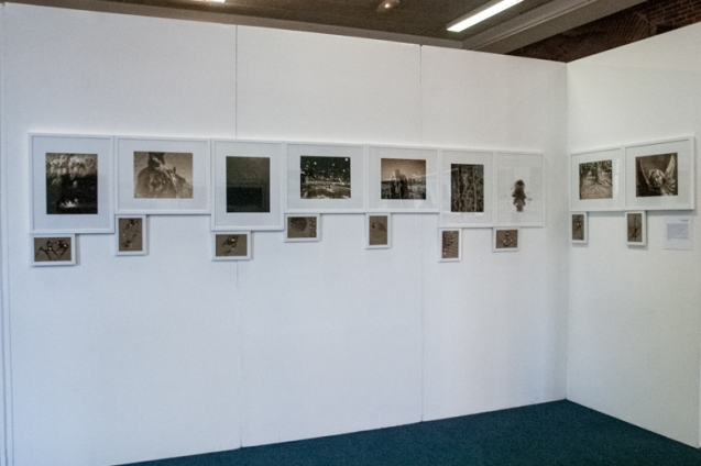 Exhibition view « 14th Narration », Keo / Exposition de le photographie contemporaine / Cente d'Art Le Lait, Albi , 2017.