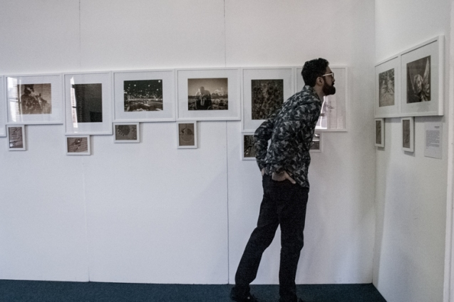 « 14th Narration », Exhibition view, Keo / Exposition de le photographie contemporain / Cente d'Art Lelait, Albi , 2017.