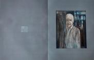 NASRIN, Livre des peintures de Nasrin A. , Amsterdam, 2015.
