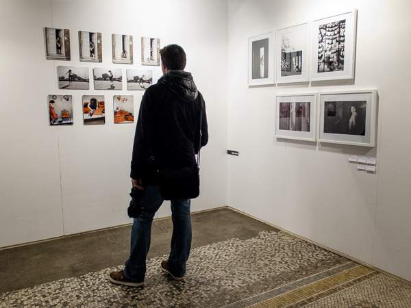 Photo-Off, Vue d'exposition, Bellevoilsoie, Paris, 2014