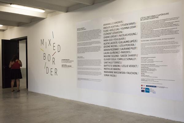 Mémoire aveugle, Vue d'exposition, La Friche Belle de Mai, Marseille, 2014