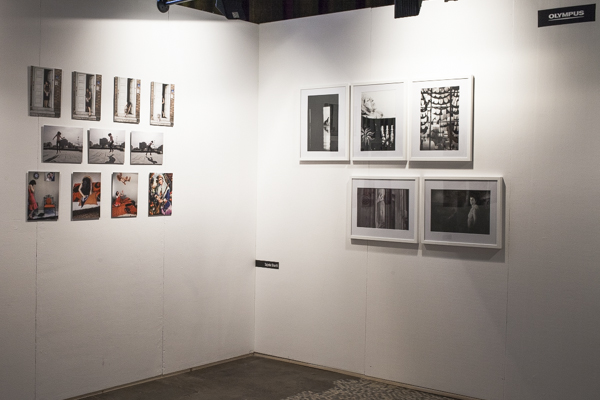 Photo-Off, Vue d'exposition, Bellevoilloise, Paris, 2014
