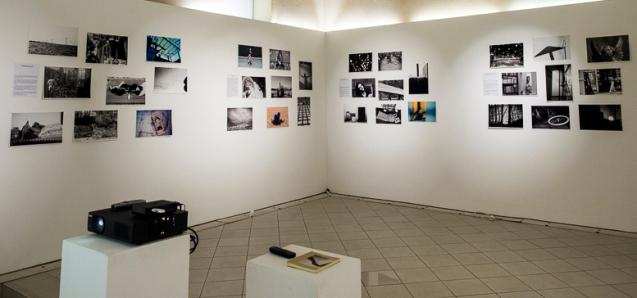 Dictionnaire relatif, Vue d'exposition, Galerie Aréna, Arles, 2014